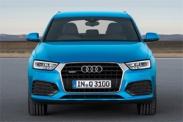 Затраты на содержание Audi Q3