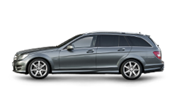 Mercedes-Benz C-class estate (2011)