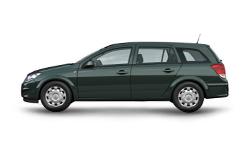 Opel-Astra Caravan-2004