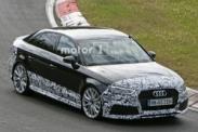 Audi RS3 седан дебютирует в Париже