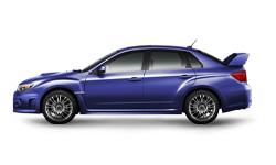 Subaru WRX STI Sedan (2011)