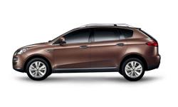 Luxgen -7 SUV-2013