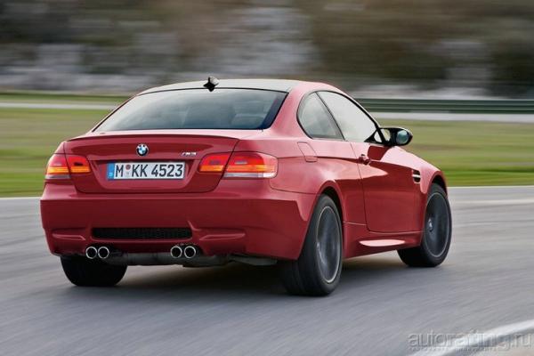 Литерный вне расписания / Тест-Драйв BMW M3