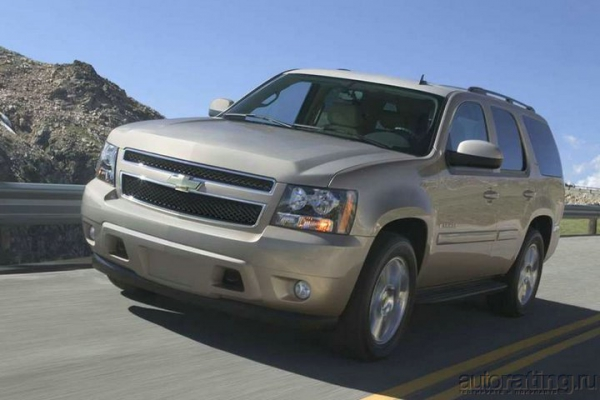 Священная корова / Тест-драйв Chevrolet Tahoe