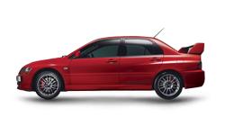 Mitsubishi-Lancer Evolution IХ-2006