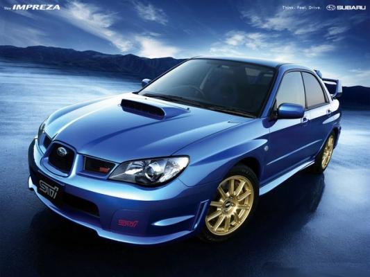 Искусство компромисса / Тест-драйв Subaru Impreza WRX STi