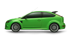 Ford-Focus RS-2009