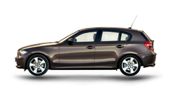 BMW 1 series 5-doors (2008) 2008