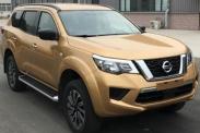 Nissan готовится к премьере рамного внедорожника
