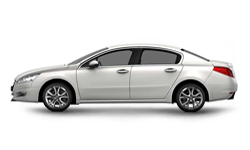 Peugeot 508 2010