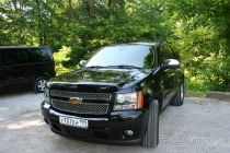 Chevrolet плюс свобода путешествия / Тест-драйв Шевроле Тахо