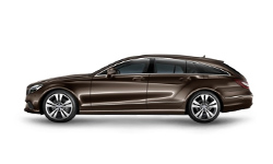 Mercedes-Benz CLS Shooting Brake (2014)