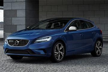 Марка Volvo снимет с производства хэтчбек V40