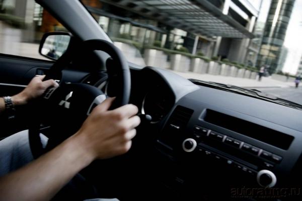 Катана / Тест-Драйв Mitsubishi Lancer X