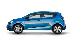 Chevrolet-Aveo HB-2011