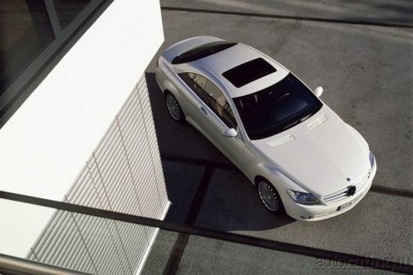 Запредельная роскошь / Тест-драйв Bentley Continental GT, Mercedes-Benz CL-class