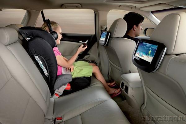 Карбон и графит / Тест-драйв Honda Accord Type-S SE