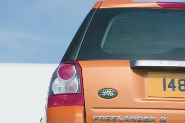 Остановка по требованию / Тест-драйв Land Rover Freelander