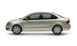 Volkswagen-Polo Sedan-2010
