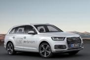 Audi рассказала о стоимости Q7 e-tron