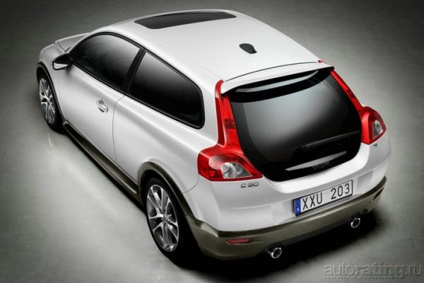 Дуэль купидонов / Тест-драйв Alfa Romeo Brera, Volvo C30