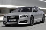 Audi рассекретила седан S8 plus