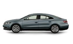 Volkswagen-Passat CC-2012