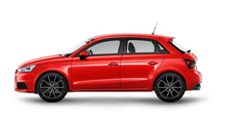 Audi A1 Sportback (2014)