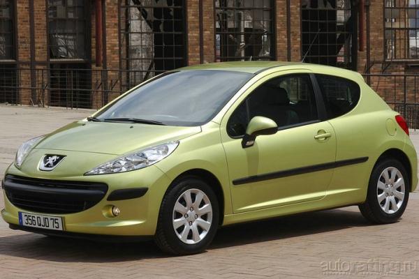 Д(е)вушки / Тест-Драйв Mazda 2 и Peugeot 207