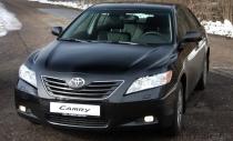 Toyota Camry: когда мечта становится реальностью
