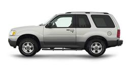 Ford Explorer (2003)