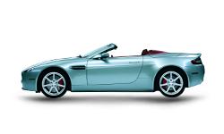 Aston Martin V8 Vantage Roadster (2006)