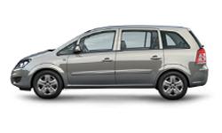 Opel Zafira (2007)