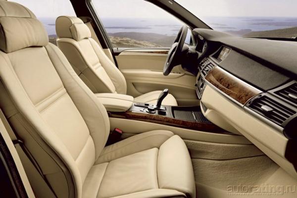 Птица высокого полета / Тест-Драйв BMW X5