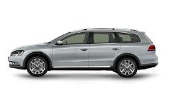 Volkswagen-Passat Alltrack-2012