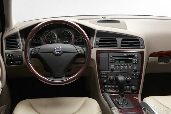 Сквозь дедервню / Тест-драйв Volvo XC70