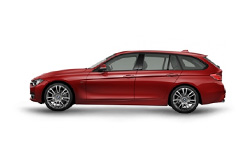 BMW-3 series touring-2012
