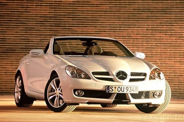 Бог солнца / Тест-драйв Mercedes-Benz SLR McLaren