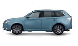Mitsubishi-Outlander PHEV-2014