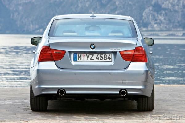 Сладкое бремя ответственности / Тест-драйв BMW 3 series