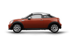 MINI-Coupe S-2012