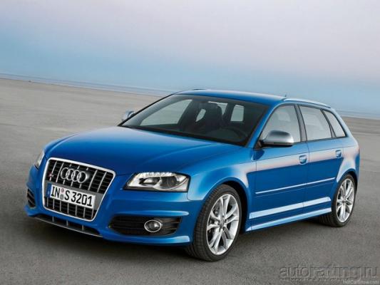 Новый прорыв / Тест-драйв Audi A3 Sportback