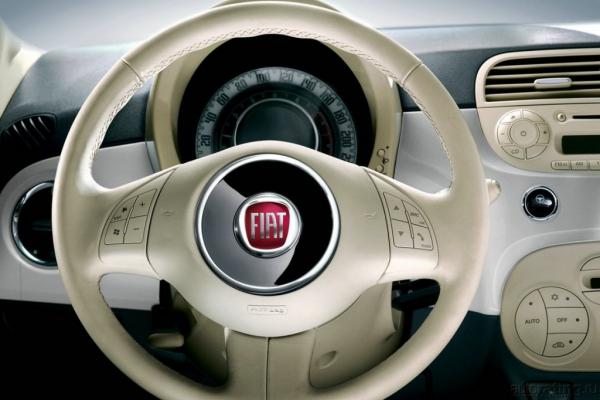 Базовый набор / Тест-драйв FIAT 500