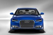 Audi представила серийный удлиненный гибрид A6 L e-tron