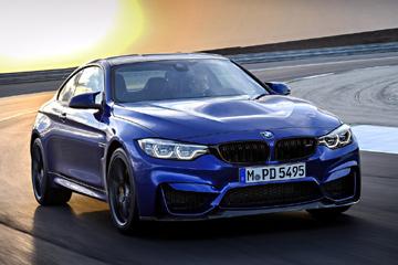 BMW M4 CS выходит на российский рынок