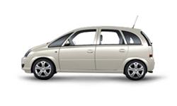 Opel Meriva (2005)