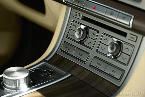 Джельтмен на удачу / Тест-драйв Jaguar XF