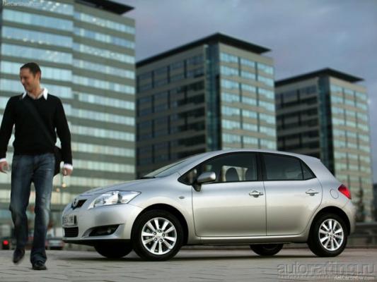 Гешефт по-японски / Тест-драйв Toyota Auris