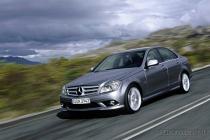 Mercedes-Benz C-class: и жизнь замирает