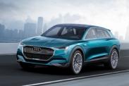Audi планирует выпускать каждый год по новому электрокару
